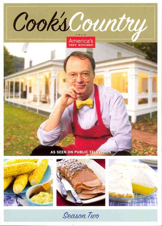 COOK'S COUNTRY SEASON 2 BY COOK'S COUNTRY (DVD)